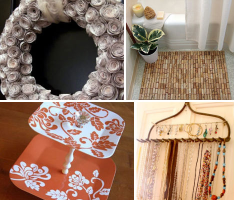 14 Cool Eco-Friendly Home Crafts - Neatorama