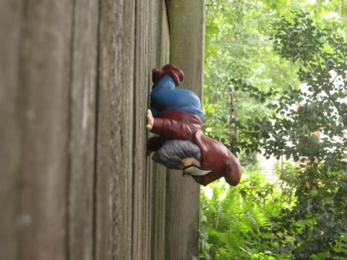 Make Your Own Superhero Garden Gnome