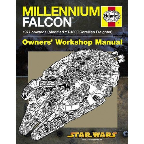 Shop Manual For The Millennium Falcon