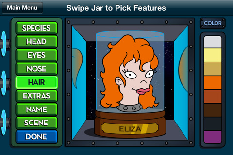 futurama 39 s head in a jar creator neatorama