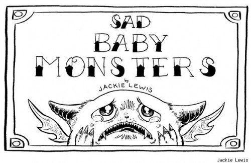 Adorable Sad Baby Monsters Neatorama
