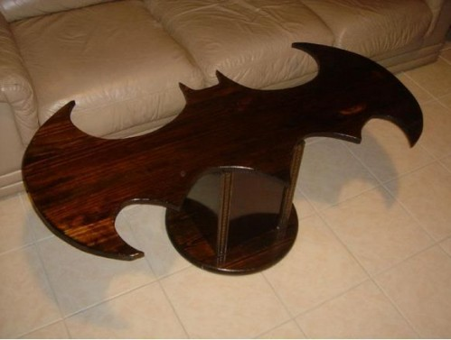 Batman Coffee Table Image collections Table Design Ideas