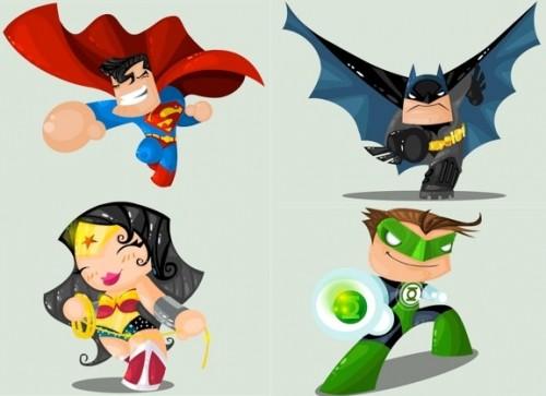 The least powerful dc superheroes ever neatorama
