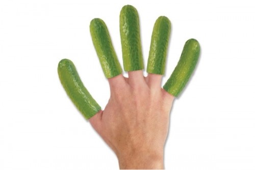 Pickle Finger Neatorama