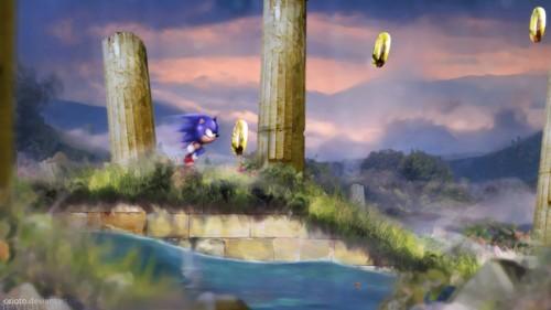 25 Delightful Video Game Paintings - Neatorama