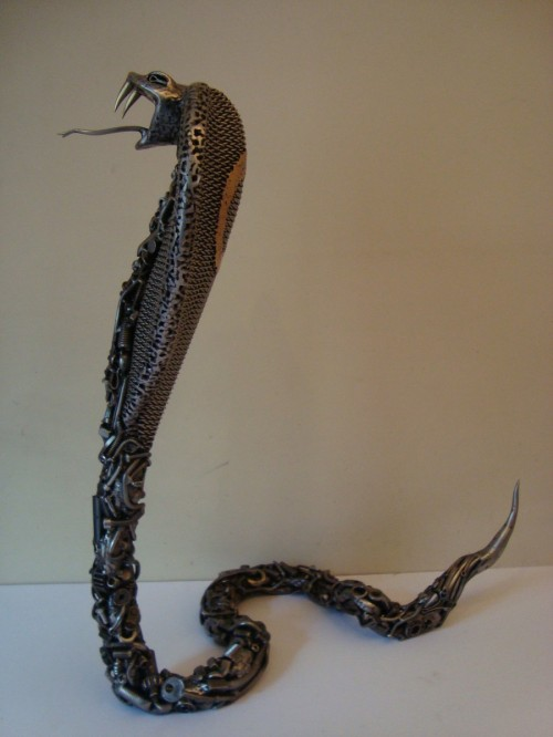 Scrap Metal Cobra Neatorama
