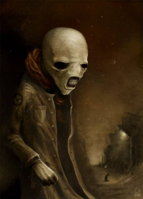 The Delightfully Dark Art of Anton Semenov - Neatorama