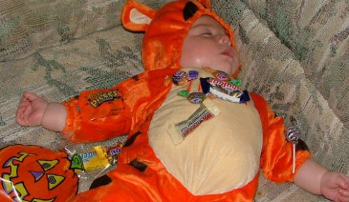 Dentists Say Let Kids Gorge On Candy Neatorama