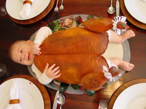 This Turkey Is a Bit Underdone - Neatorama