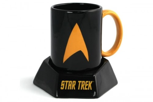 Star Trek Transporter Sound Effect Mug Neatorama