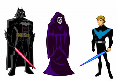 Star Wars Empire Of The Bat Neatorama