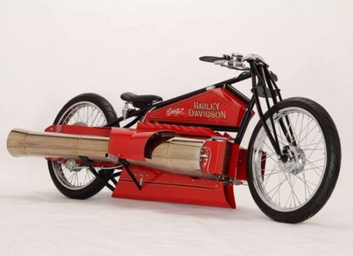 The World S Only Twin Jet Engine Motorcycle Neatorama