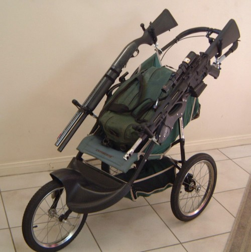 Tactical Baby Stroller - Neatorama
