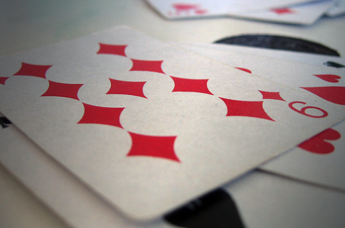 Uber With Kids >> 8 Reasons why the Nine of Diamonds is Unlucky - Neatorama