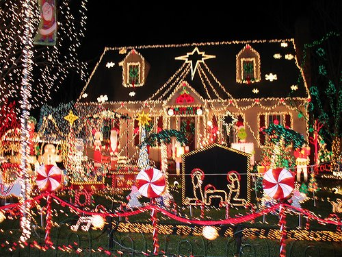12 Seriously Overdecorated Houses