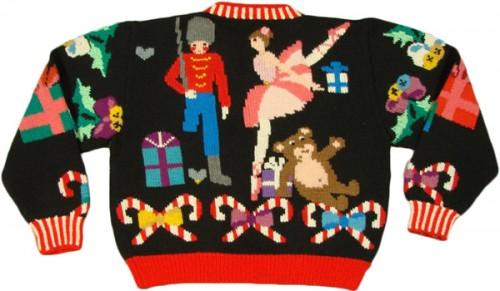 The 12 All-Time Ugliest Christmas Sweaters - Neatorama