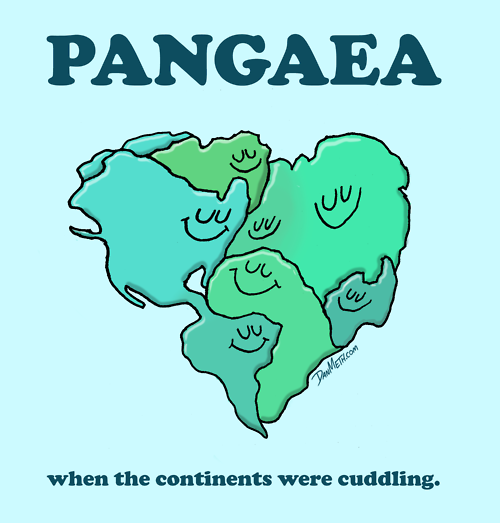 Continents in Collision: Pangea Ultima