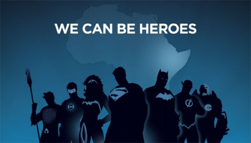 Dc Launches Charity Campaign Fronted By Justice League Neatorama