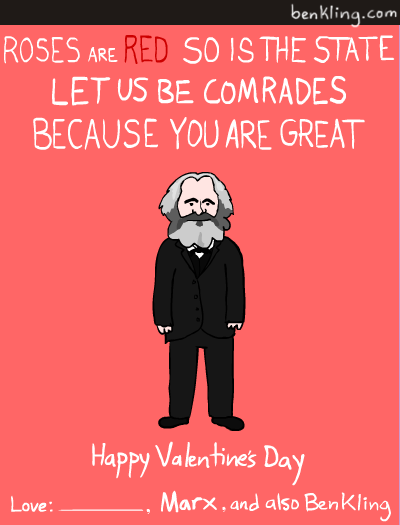 Historical Figure Valentines Day Neatorama – Great Valentine Cards