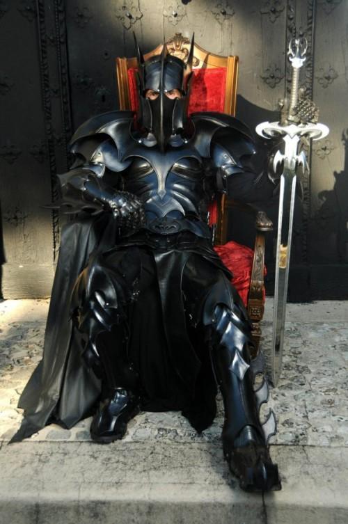 Dark Helmet Halloween Costume