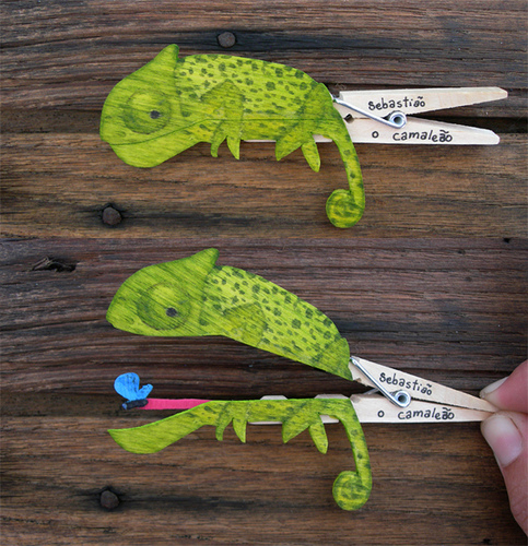 Clothespin critters neatorama for Close pin crafts