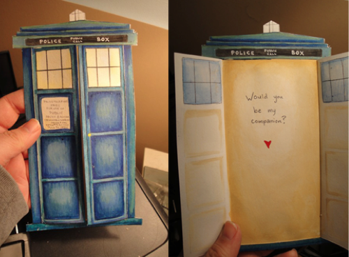 The Perfect Geeky Valentine ...