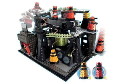 Funniest Pictures Ever In The World 2012 Doctor Who Dalek Facto...