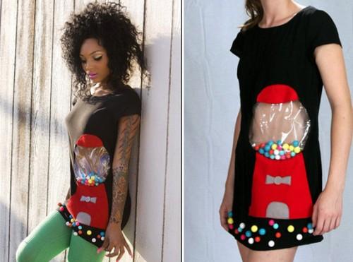 86bbb77631 Gumball Machine Dress - Neatorama
