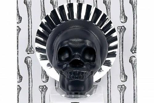 Bone Collector Skull Kitchen Brush Neatorama