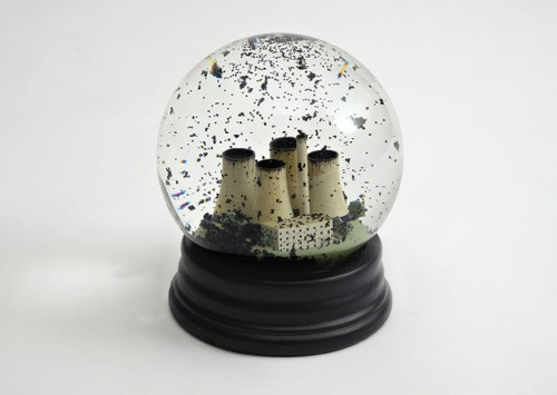 No globe neatorama the dorothy art collective designed this snow globe gumiabroncs Images