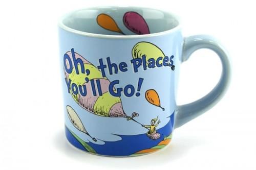 oh the places you ll go dr seuss mug neatorama