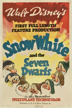 Disney's Folly: Snow White and the Seven Dwarfs - Neatorama