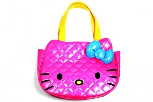 b0d37464e Hello Kitty Neon Pink Tote Bag