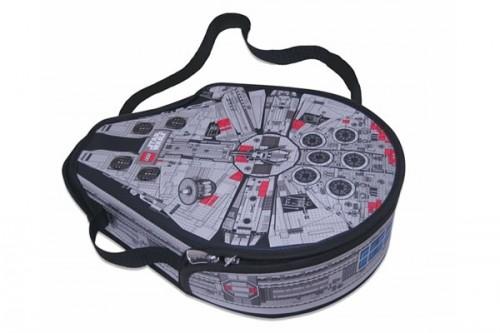 Millenium Falcon LEGO Messenger Bag