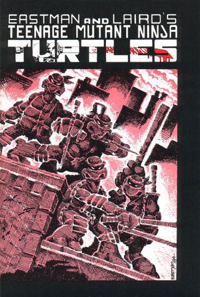The Complete History Of The Teenage Mutant Ninja Turtles