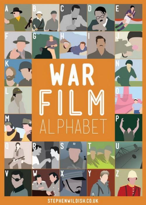 the war film alphabet neatorama. Black Bedroom Furniture Sets. Home Design Ideas
