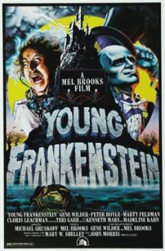 Mel Brook S Comic Masterpiece Young Frankenstein Neatorama