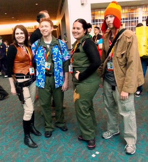 50 Wonderful Comic Con Costumes From 2012 - Neatorama