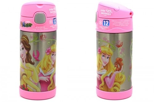 Disney Princess Water Bottle |
