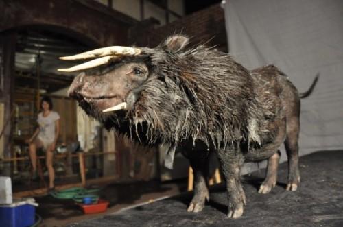 the secret of the aurochs neatorama