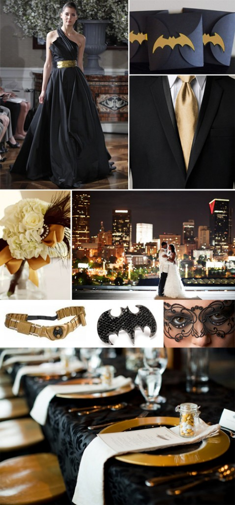 A Gorgeous Batman Wedding - Neatorama