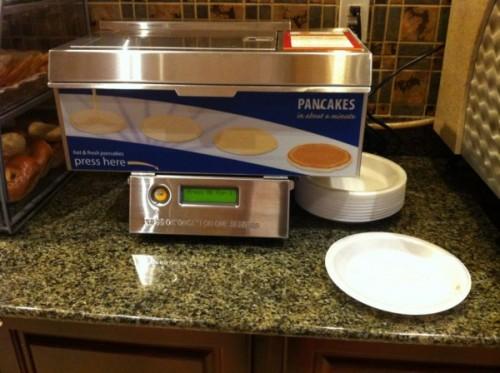 Need An Automatic Pancake Maker Neatorama