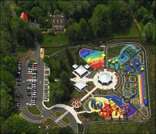 The 12 Most Unique Playgrounds In The World Neatorama